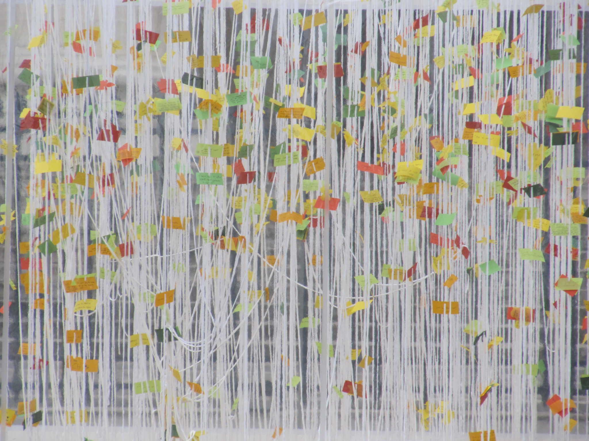 La Forêt des messages #1 / The foret messages 3