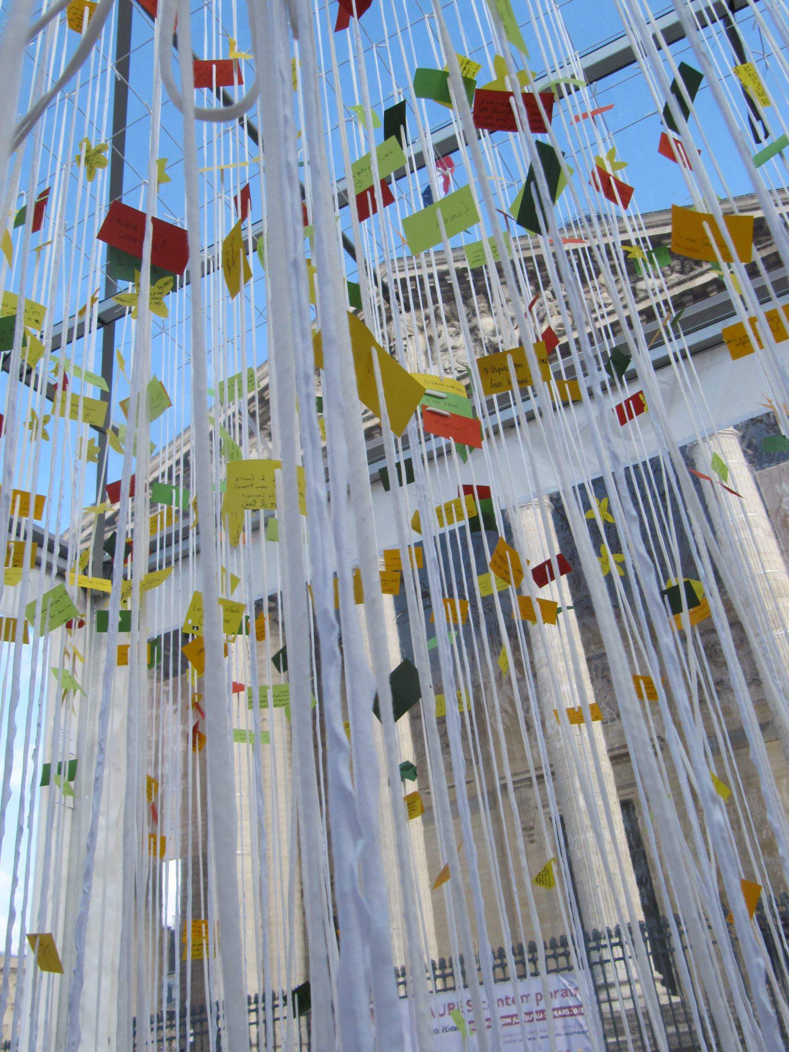 La Forêt des messages #1 / The foret messages 2