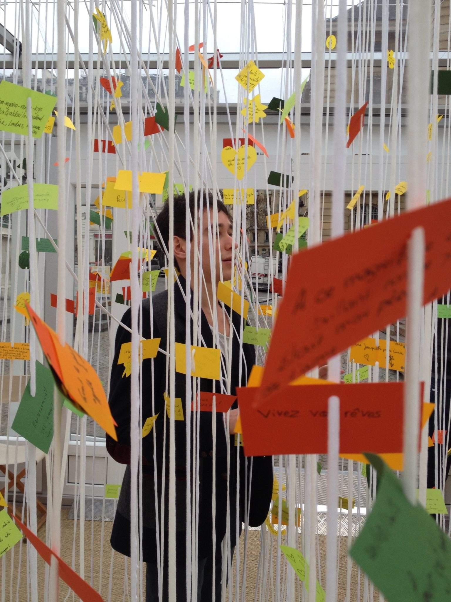 La Forêt des messages #1 / The foret messages 10