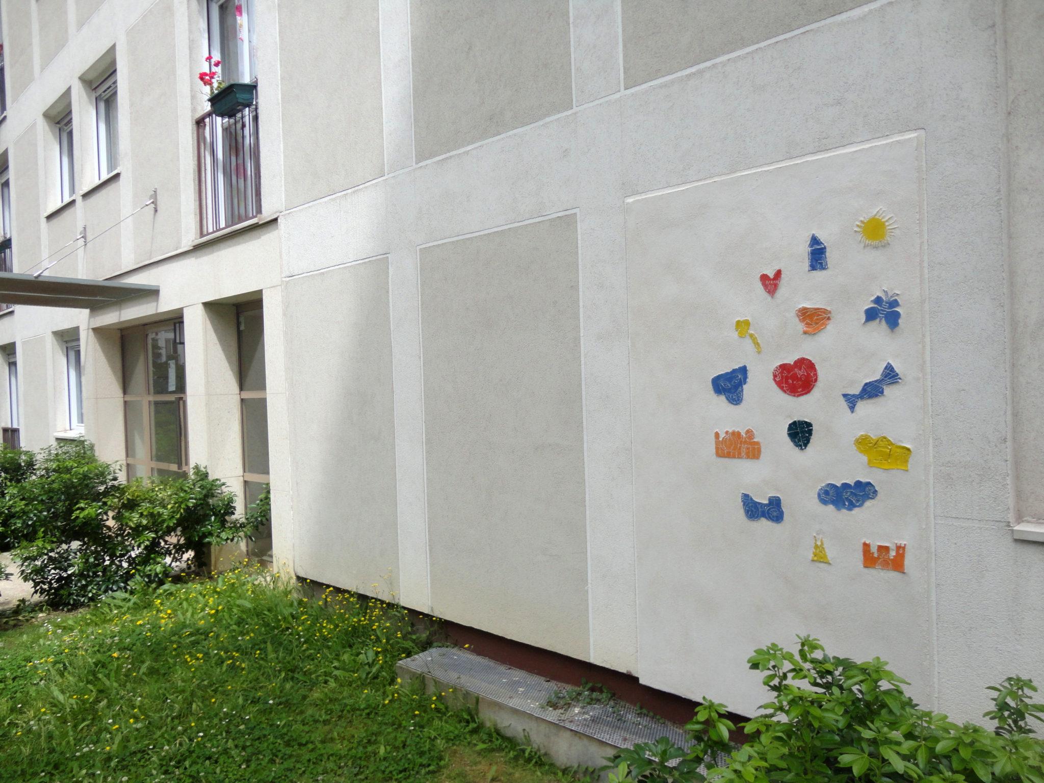 Les fresques Œuvre ensemble #2 2