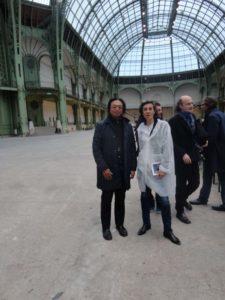 Soup No soup au Grand Palais avec Rirkrit Tiravanija 1