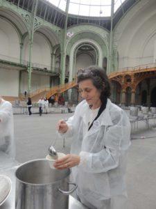 Soup No soup au Grand Palais avec Rirkrit Tiravanija
