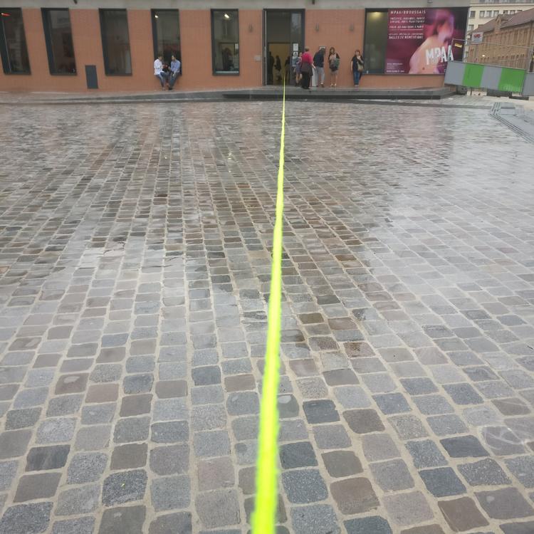 Le fil jaune 15