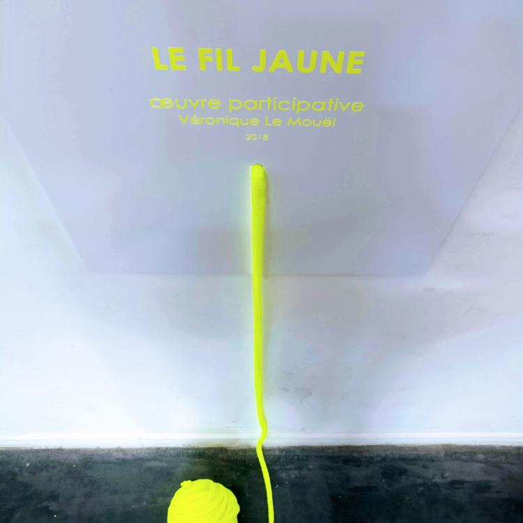 Le fil jaune 23