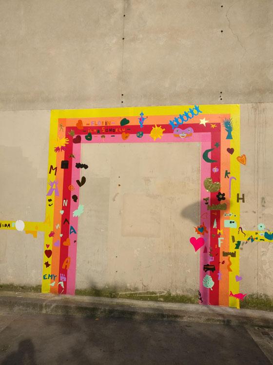 Murs éphémères #1 15