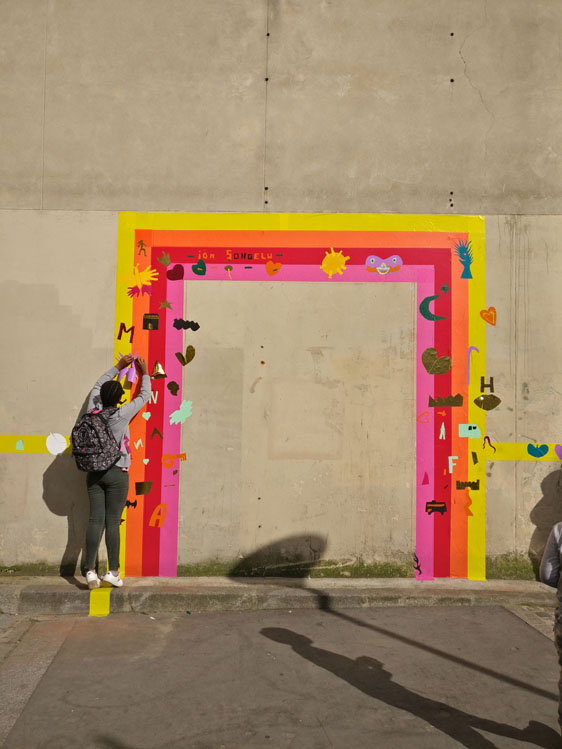 Murs éphémères #1 4