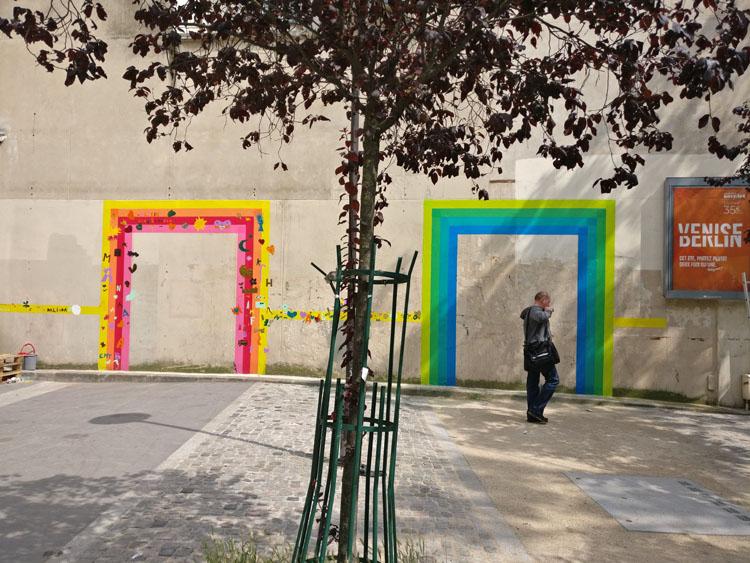 Murs éphémères #1 6