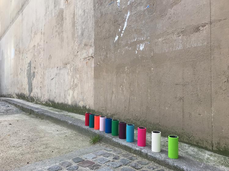 Murs éphémères #3 / Ephemeral walls 1