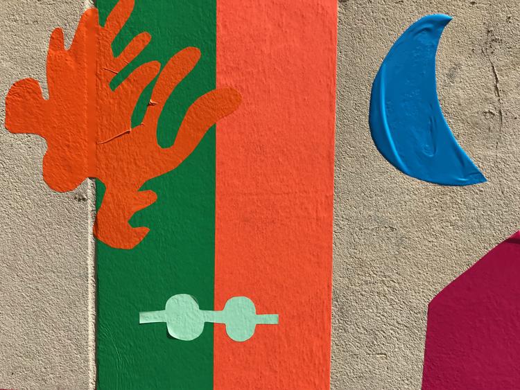 Murs éphémères #3 / Ephemeral walls 3