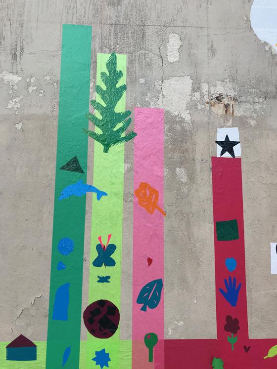 Murs éphémères #3 / Ephemeral walls 5