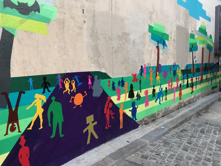 Murs éphémères #4 / Ephemeral walls 12