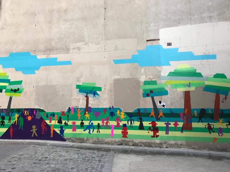 Murs éphémères #4 / Ephemeral walls 13