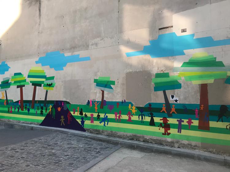 Murs éphémères #4 / Ephemeral walls 14