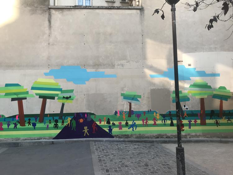 Murs éphémères #4 / Ephemeral walls 8